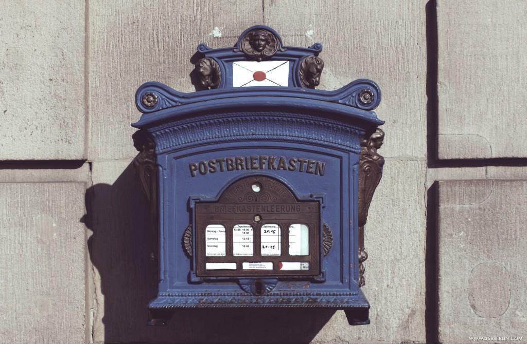 "Potsdam ""Old School Post"" Copyright: www.358berlin.com"