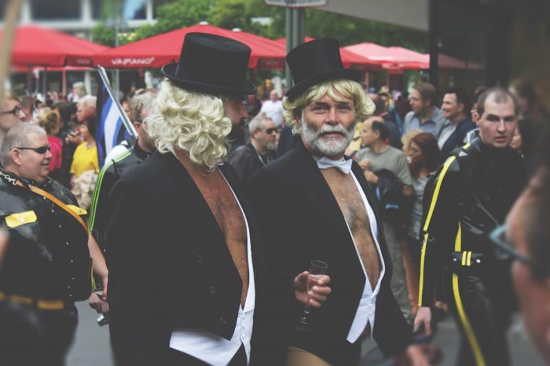 Christopher Street Day #CSDberlin