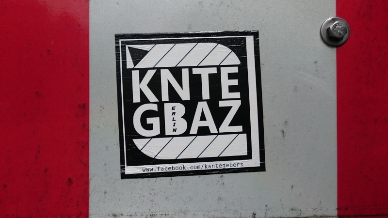 Kantegebers_sticker