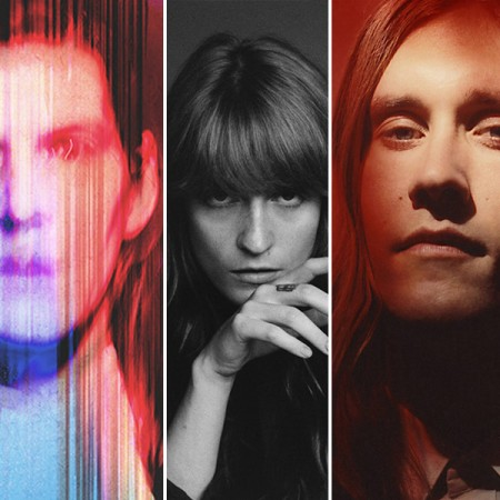 Citywalk: Florence and the Machine, Jaakko Eino Kalevi & Pariisin kevät